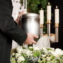 Pictures Of Cremation Ceremony Flower Arrangement