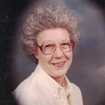 "Dorothy ""Dot"" Jean Vanderpool"
