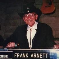 "Francis ""Frank"" Wilburn Arnett"