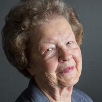 Mrs. Martha Ellis Brock