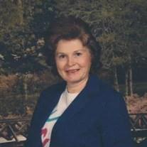 Mrs. Cornelia Burkett Tubbs