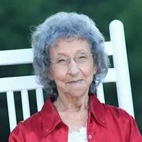 Mrs. Nellie Sue Barker Mount