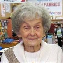 Betty Jo Beatty