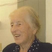 """Granny"" Elsie Marie Smith Taylor of Crump, TN"