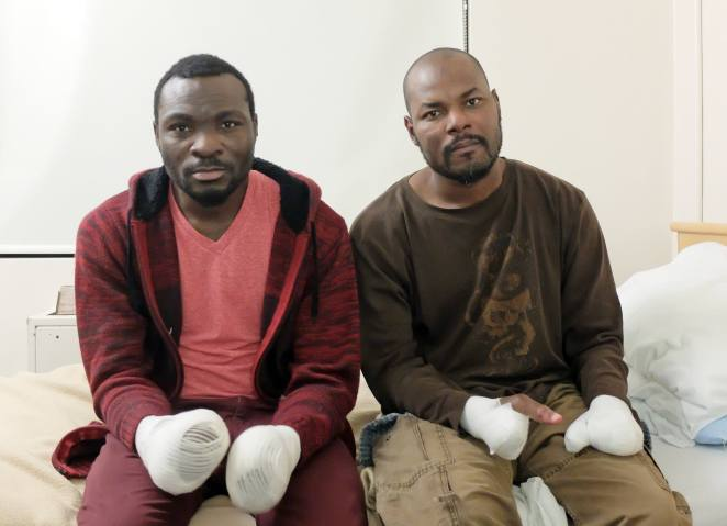 Ghanaian Immigrants Who Lost Their Fingers to Frostbite During Trek to Canada Granted Asylum
