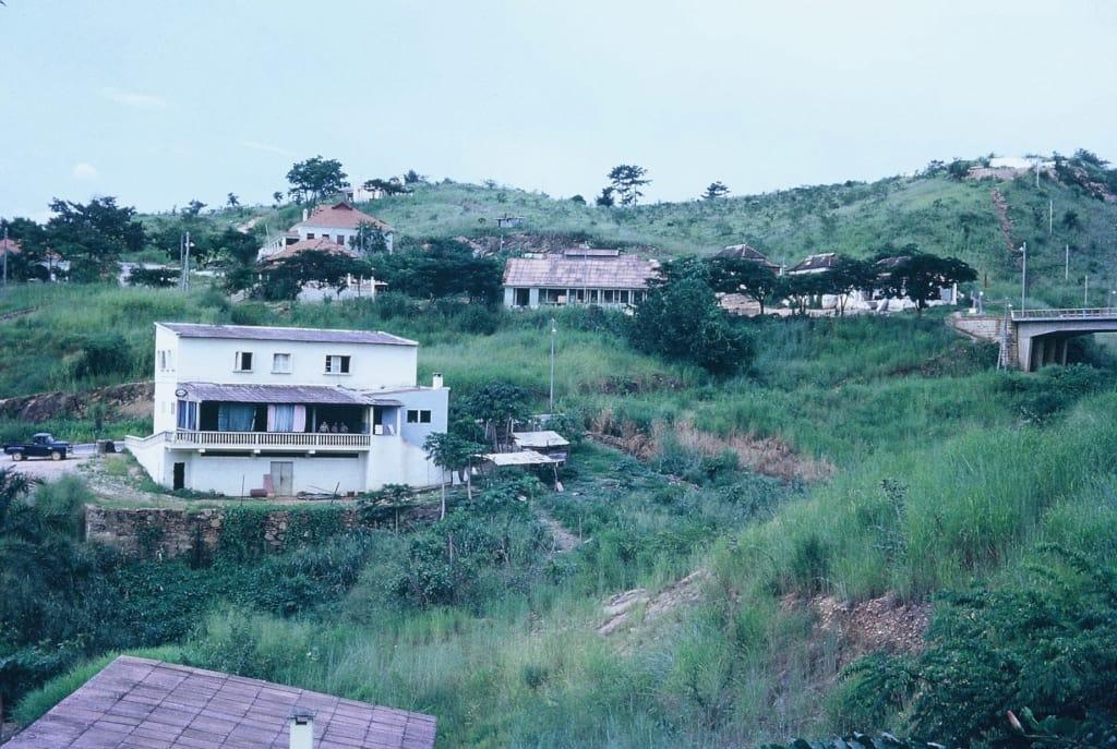 Mbanza Kongo, the former Kingdom of Kongo, Angola