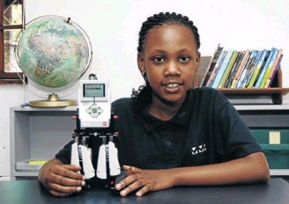 Karabo Matlali . Black children and technology in the 21st century
