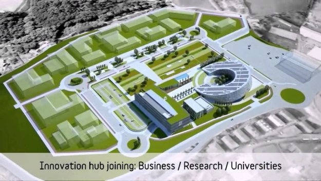 Rwanda Commences Construction of Africa's Very Own Silicon Valley in Kigali