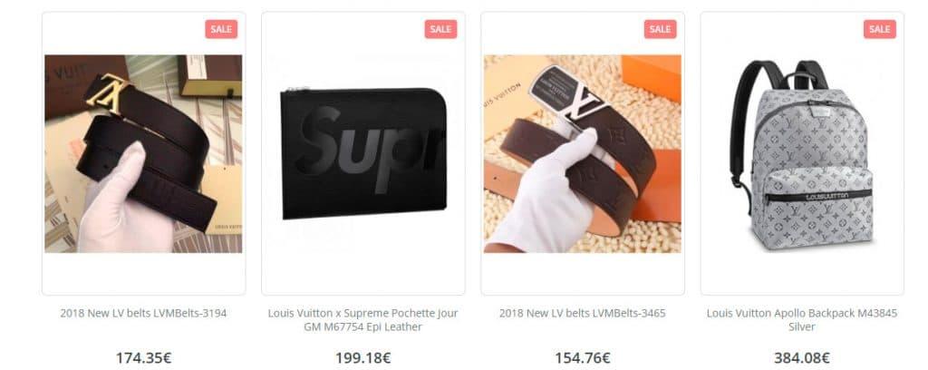 Lvsave.com Fake Shop Online Louis Vuitton