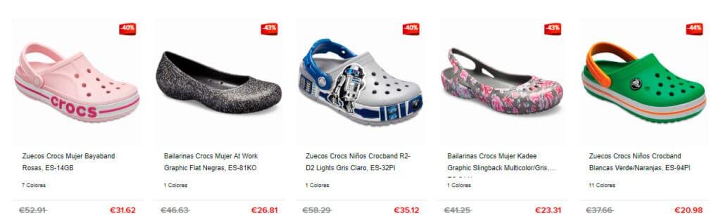 Crocsbarcelona.es Tienda Online Falsa