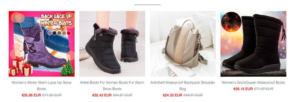 Maxacne.com Tienda Online Falsa