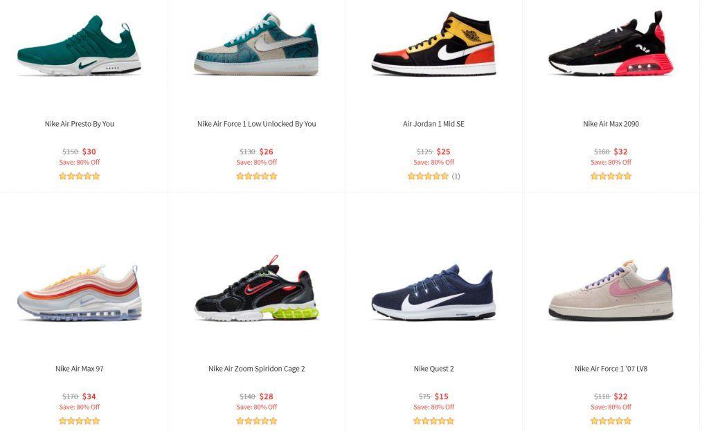 Shoeu.top Fake Nike Shoes Online Shop
