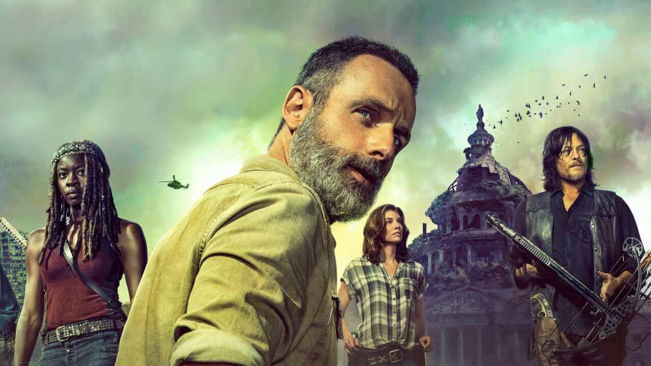 The Walking Dead: 9ª temporada já tem data para chegar na Netflix