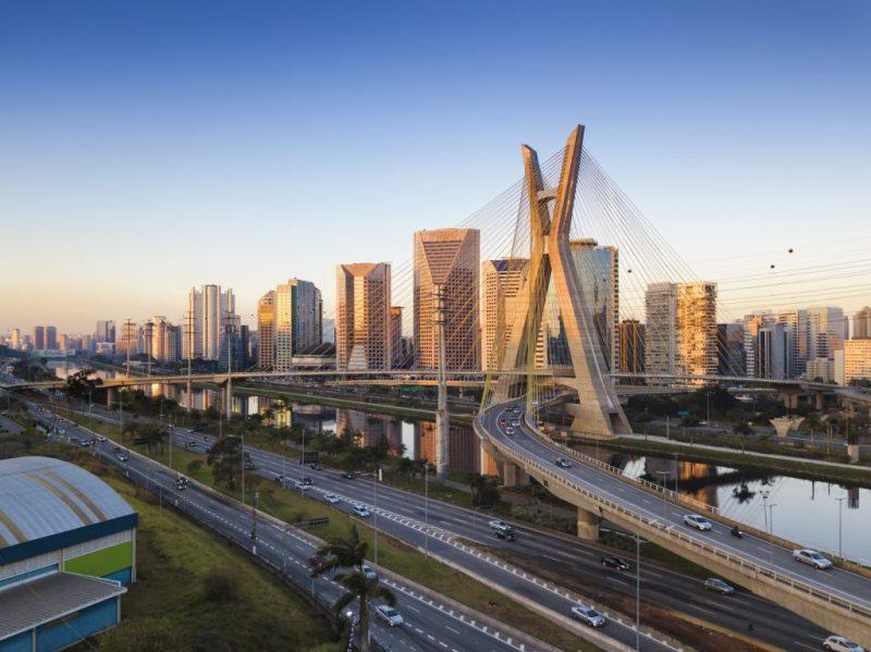 São Paulo está entre as cidades mais antigas do País.
