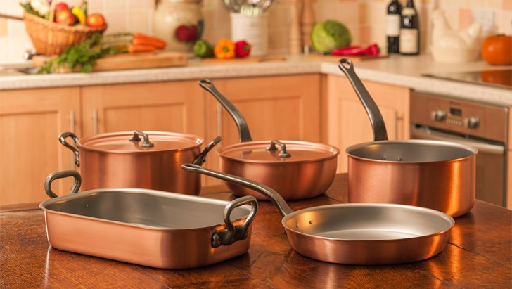 Falk Copper Cookware Now Available Directly Our Factory