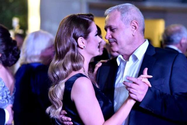 Liviu Dragnea si Irina Tanase, surprinsi in ipostaze TANDRE! Ce au facut la nunta Olgutei Vasilescu. FOTO