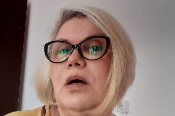 Natașa Raab, actriță din Craiova