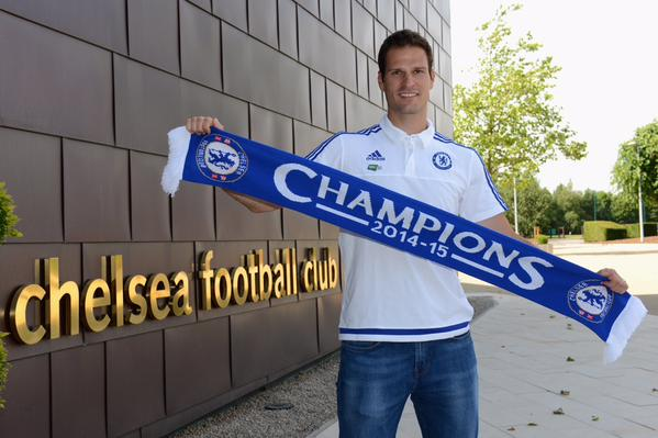 Begovic Joins Chelsea