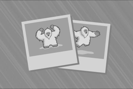 "Danai Gurira as Michonne in Season 4 of ""The Walking Dead."" Photo Credit: AMC"