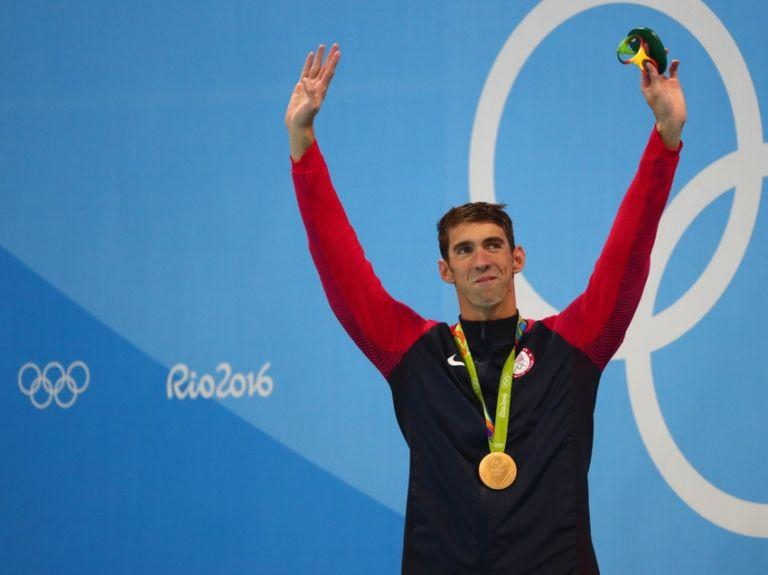 Michael Phelps Keeps Breaking Records