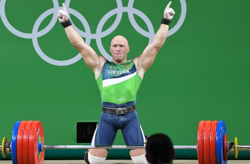 Olympics Weightlifting 2016 Results August 13