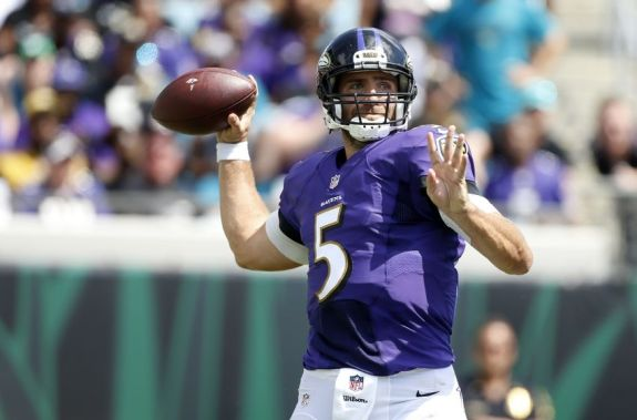 Image result for Joe Flacco 2016