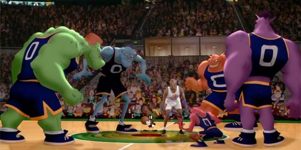 Space Jam Is Back In NBA 2K14 GameSided A Video Game