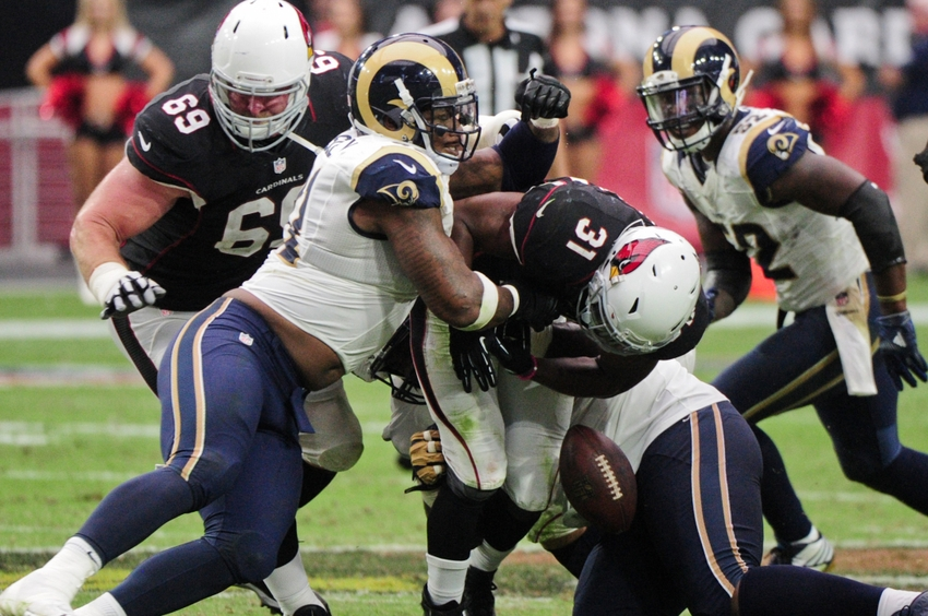 Image result for los angeles rams at arizona cardinals 2016