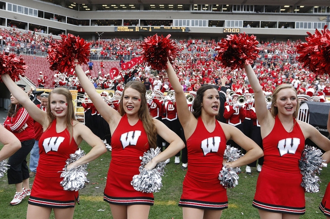 Wisconsin Badgers Football Game Schedule