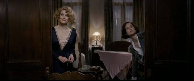 Image result for queenie and tina
