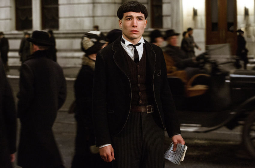 Imagini pentru fantastic beasts and where to find them credence