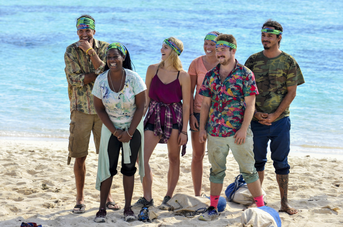 Image result for Zeke Smith Survivor Game Changers