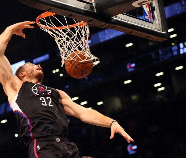 Dec 12 2015 Brooklyn Ny Usa Los Angeles Clippers Forward Blake