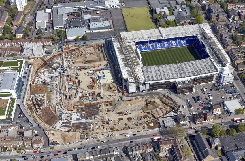 Bildresultat för white hart lane new stadium