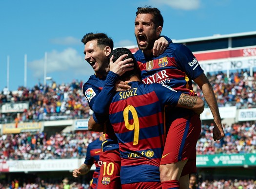 Barcelona news: Projected starting 11 for 2016/17 season