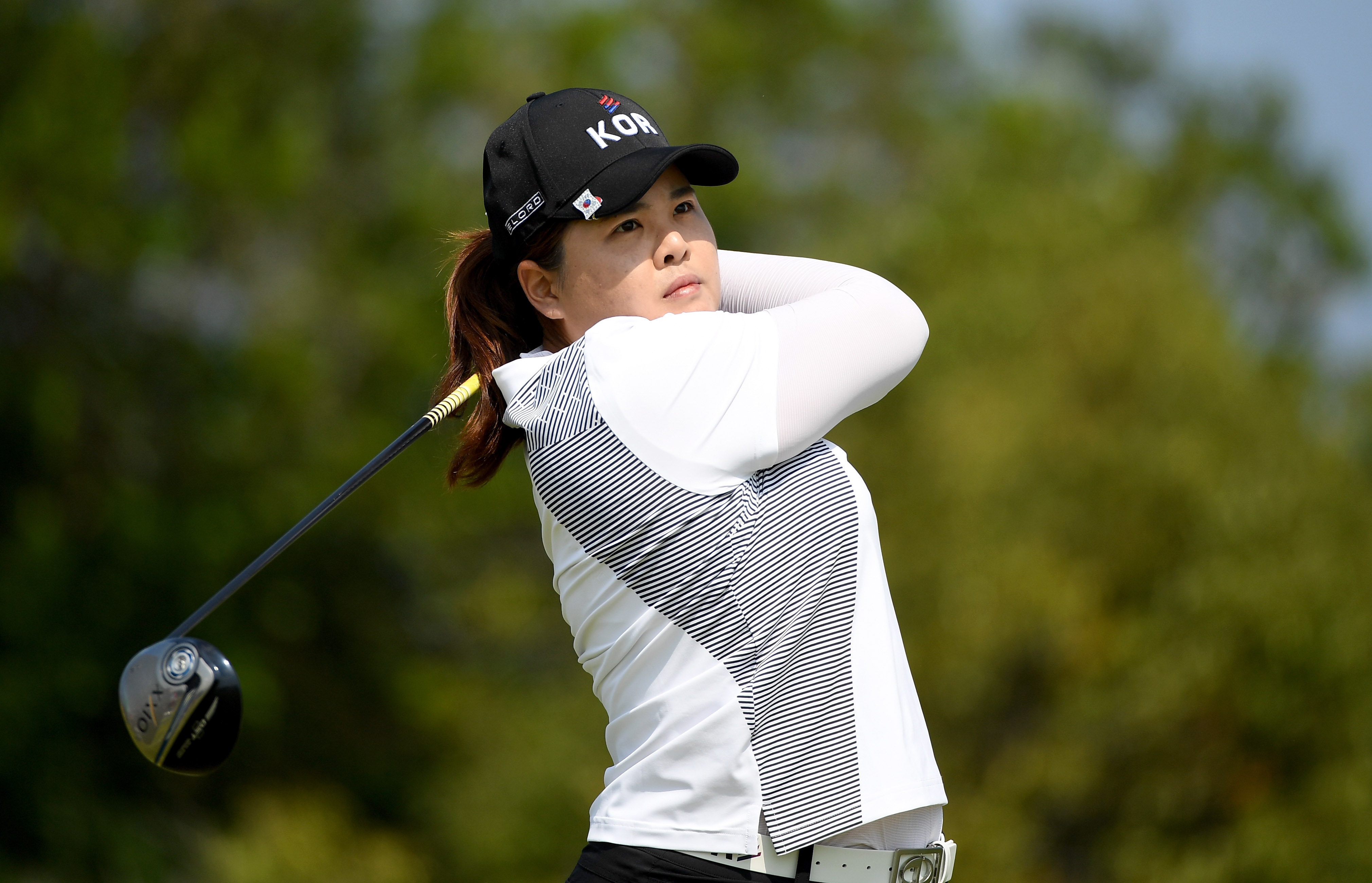 Olympics Womens Golf Results Inbee Park Dominating After Round 3
