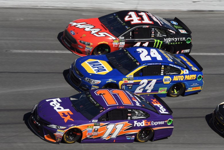 NASCAR: Ranking NASCAR's Highest Paid Drivers In 2017