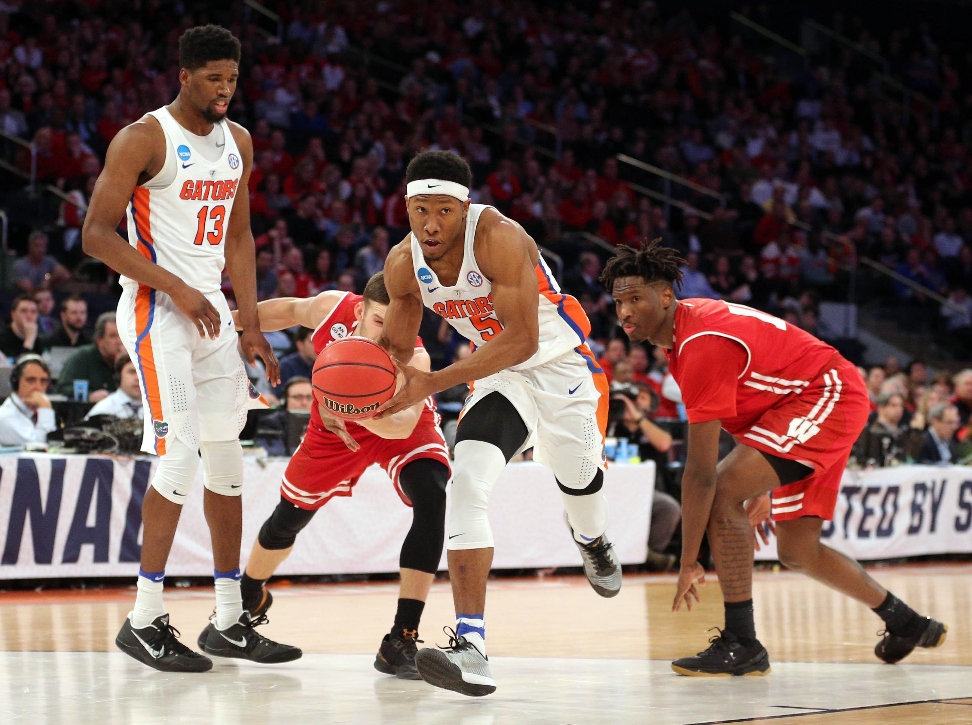 Updated 2017 NCAA Tournament Bracket Florida Advances To