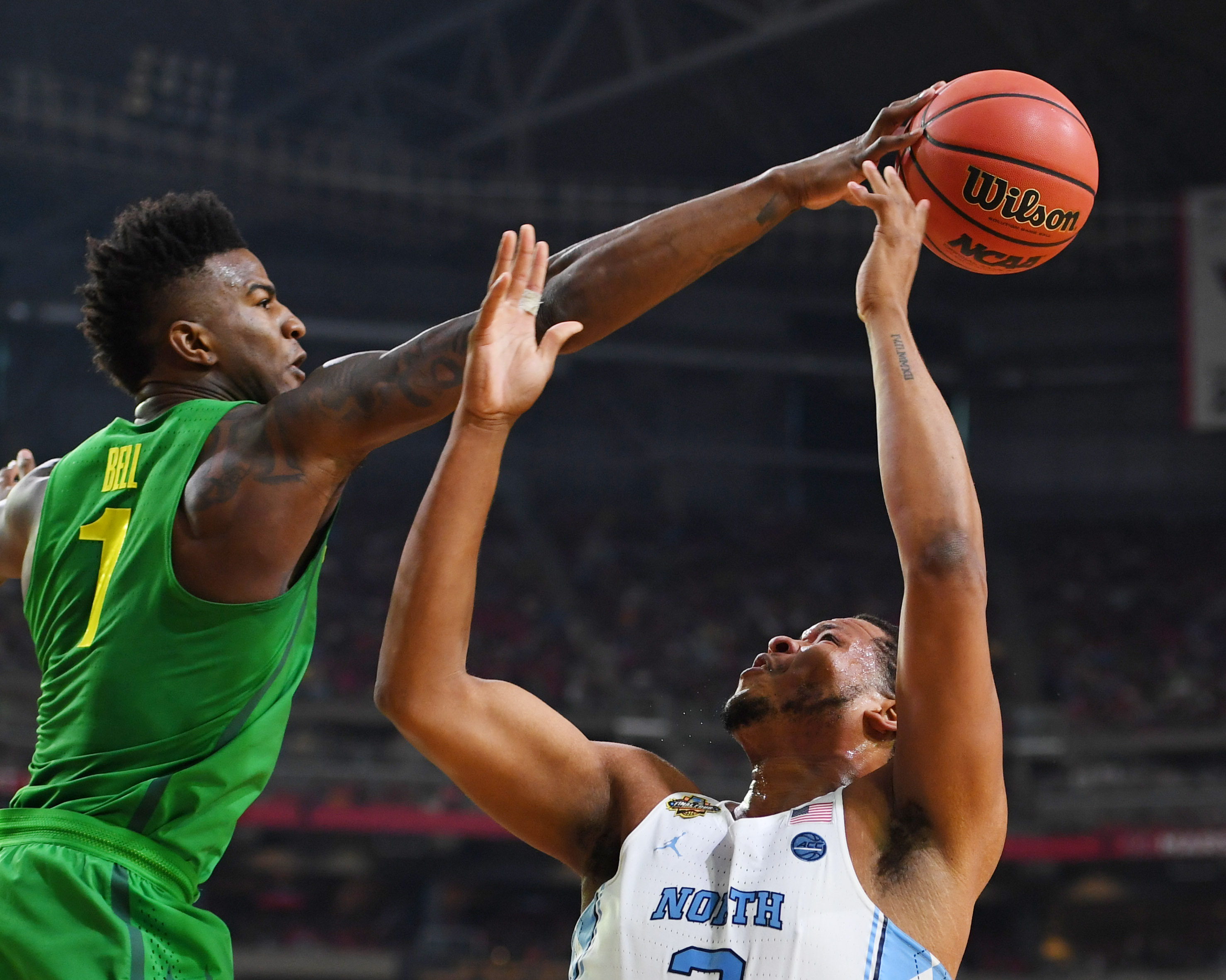 Phoenix Suns Work Out 2017 NBA Draft Prospect Jordan Bell