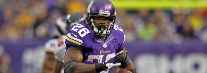 A year's rest and a bunch of doubters may just make Adrian Peterson the most dangerous running back in 2015