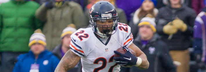 Matt Forte's fantasy value could be overvalued with a new coach in town