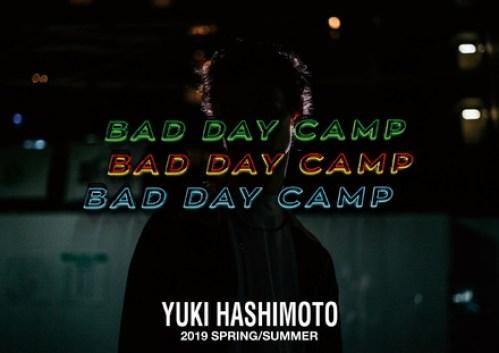 YUKI HASHIMOTO(ユウキ ハシモト)