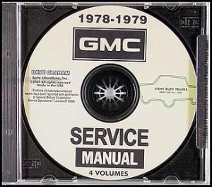 1979 Chevy GMC Forward Control Wiring Diagram Original Stepvan Motorhome P20 P30 P2500 P3500