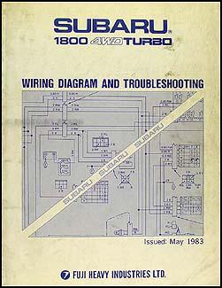 Subaru Brat Wiring Diagram  Somurich