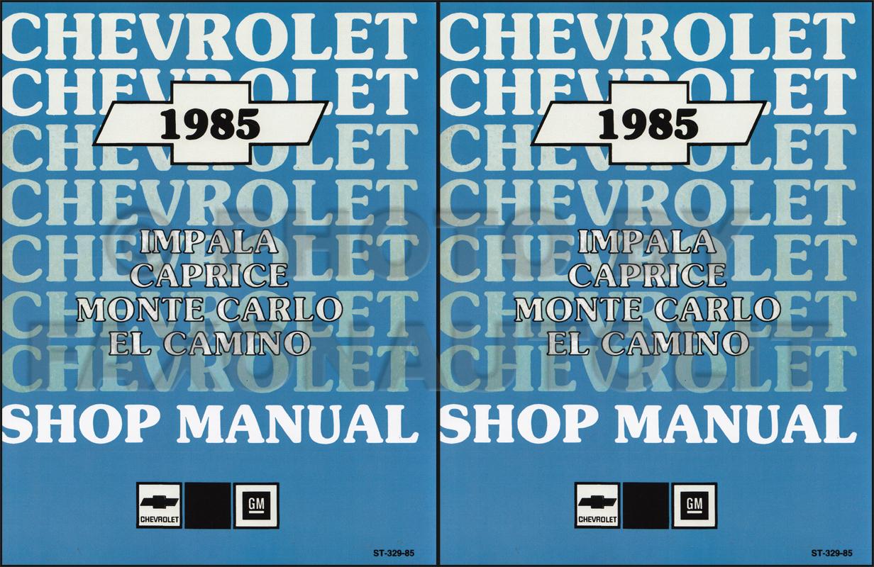 1985 El Camino Fuse Box Wiring Schematics Diagram 1978 Chevrolet