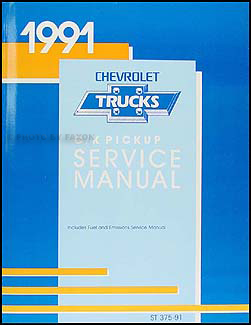 Downloads 1991 Chevy CK Pickup Wiring Diagram M by
