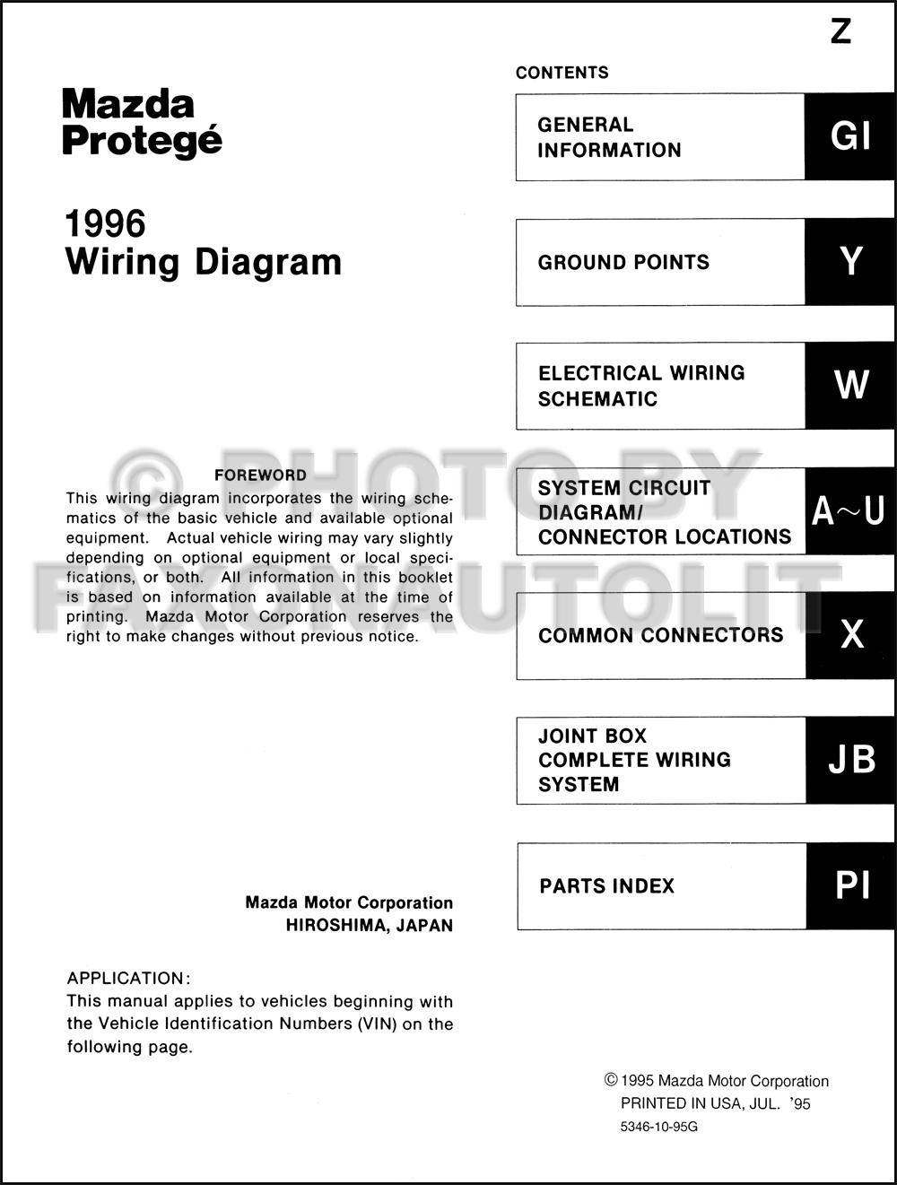 mazda protege radio wiring diagram - free download wiring diagrams, Wiring diagram