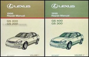 19982005 Lexus GS, GS300, SC400, LS Automatic