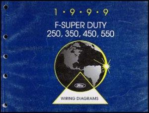 1999 Ford 73L Powerstroke Diesel Engine Owner's Manual