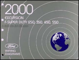 2000 Ford 73L Diesel Engine Diagnosis Manual Econoline & Super Duty Truck